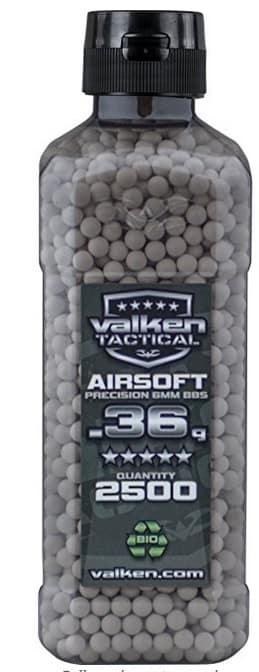 Airsoft Ammo: All You Need To Know About Airsoft BBs